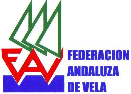 Logo de la Federación Andaluza de Vela